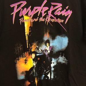 🌺 Purple Rain Prince and the Revolution T-Shirt